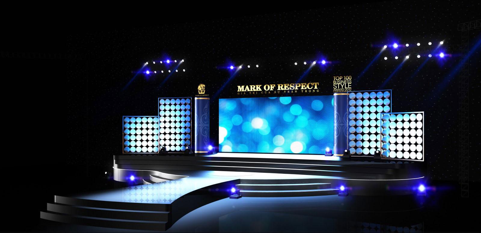 màn led sân khấu